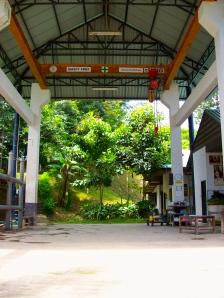 La salle de soins de l'hôpital