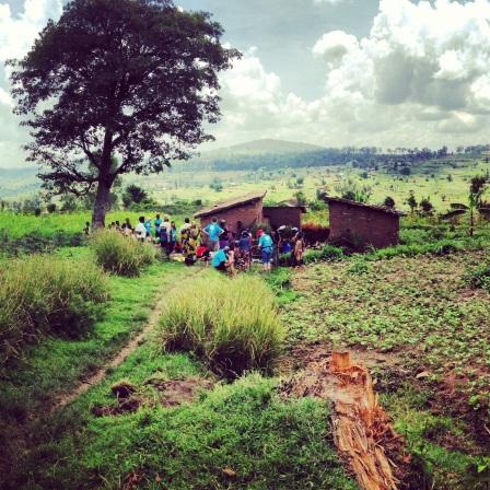 VSF Rwanda Mr Zekie