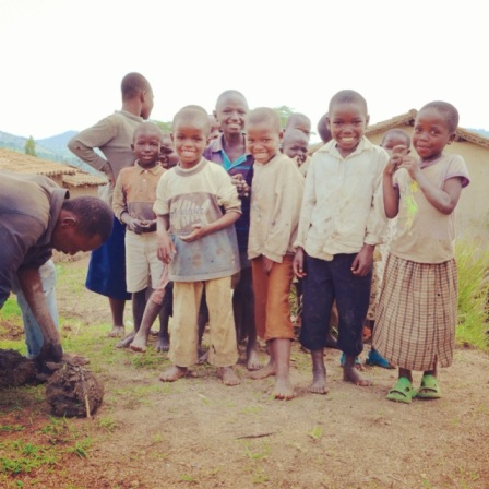 VSF Rwanda Children